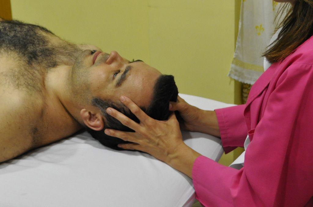 Terapia cráneo-sacra Ubeda Jaen